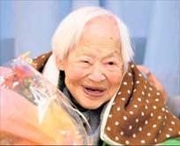 Dünyanın en yaşlı insanına veda