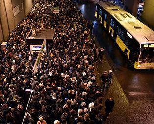 Toplu ulaşım 24 merkezde toplanacak