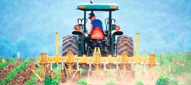 Çiftçiye 121 milyon euro