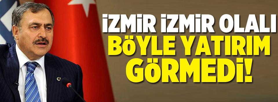 İzmirlilere büyük müjde!