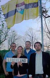 Liberlanda yoğun ilgi