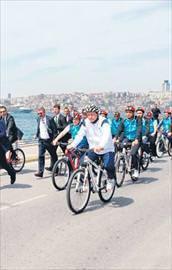 Bisikleti sevdirmeliyiz