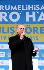 Erdoğandan muhalefete koalisyon tepkisi