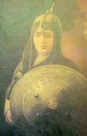 İşte tarihe damga vuran Türk kadını