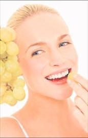Bağırsak kanserini üzüm
