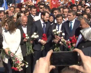 AK Parti seçim startını Ümraniyeden verdi