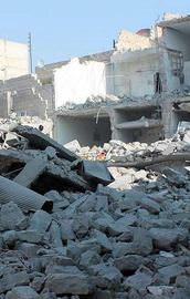 Katil Esaddan vakum bombalı saldırı!