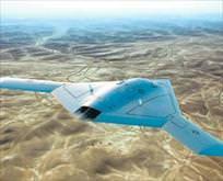 İnsansız uçağa havada takviye
