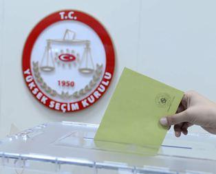 25 milletvekili adayı değiştirildi
