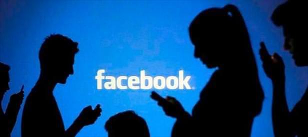 En kalabalık ülke Facebook