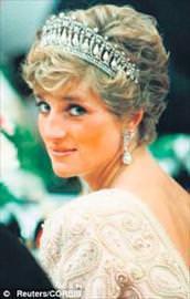 Diananın gizli kızı
