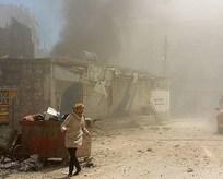 Vakum bombalı saldırı: 30 ölü