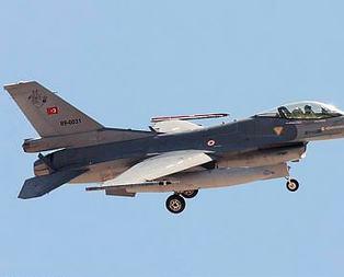 F-16lar sınıra gönderildi!