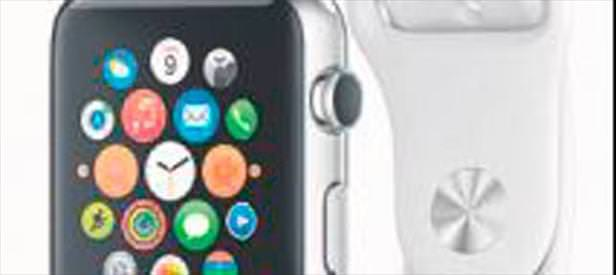 Appleın saati Platinumda