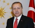 Erdoğan'dan o isme tebrik mesajı