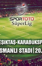 Beşiktaş - Karabükspor