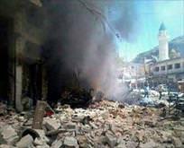 Rejim güçleri bombaladı