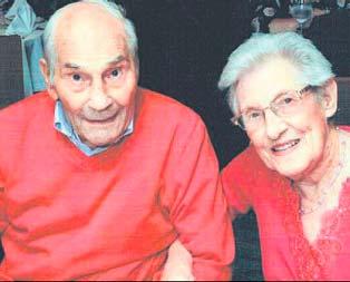 En yaşlı çift