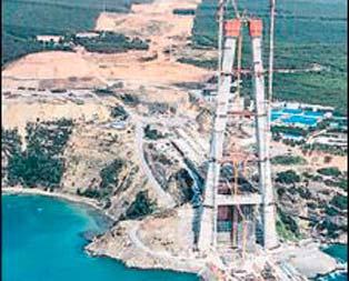 Köprü 5 milyona ışıklanacak