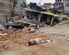 Nepal'deki depremin yeni görüntüleri