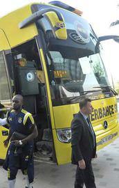 Fenerbahçeye bir saldırı şoku daha!