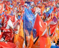Sandıkta AK Parti farkı