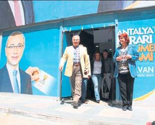 Deniz Baykal AK Partide!