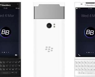 BlackBerrynin üç havalısı yolda