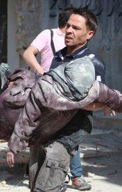 Suriyede anaokulu katliamı