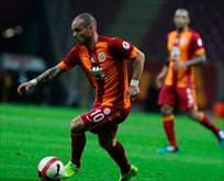 Arenanın Aslanı Sneijder