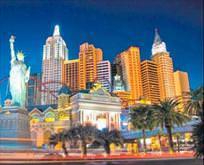 Las Vegasa Türk çıkarması