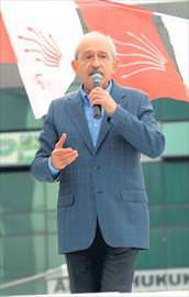CHP liderini 600 kişi dinledi
