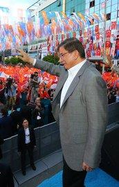İşte AK Partinin CHPyi kıskandıran Iğdır mitingi!