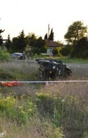 Askeri araç kaza yaptı! 1 şehit