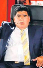 Maradonadan ağır sözler!