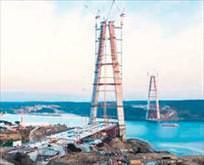 3üncü köprüde önemli gelişme