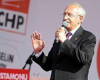 CHPnin mega projesini Davutoğlu açıklamıştı