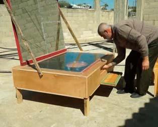 Gazzede güneş enerjili çözüm