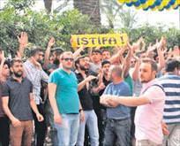 İzmirde Yıldırıma istifa pankartı!