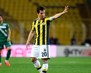 Emre: Başakşehir maçında sahadayım