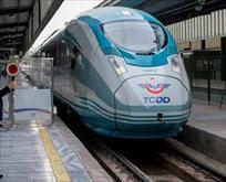 Süper hızlı tren sefere başladı