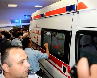 AK Partili adaya saldırı