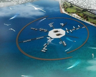 Antalyaya dev yatırım