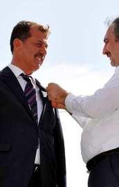 Saadet Partili Belediye Başkanı AK Partiye katıldı