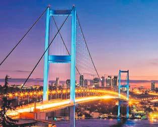 İstanbul solladı