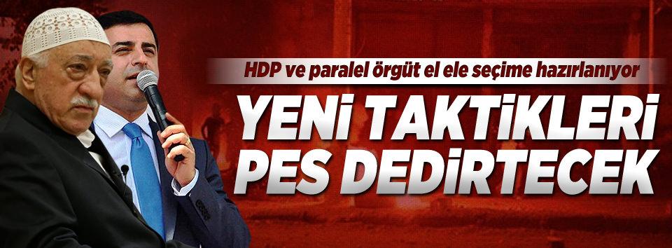 HDP ve Paralel Örgüt el ele