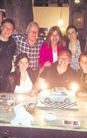 Aile boyu kutlama