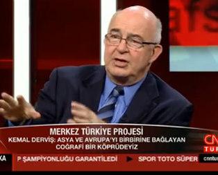 Kemal Derviş CHP'ye fena çaktı!