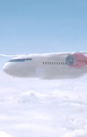 İşte yerli yolcu uçağımız