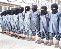 IŞİD çocuk işi!